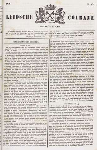 Leydse Courant 1876-07-26