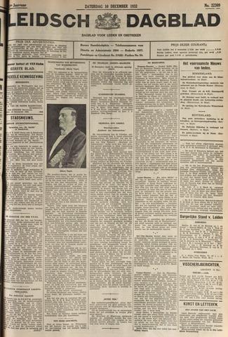 Leidsch Dagblad 1932-12-10