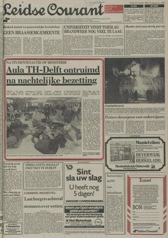 Leidse Courant 1985-11-29