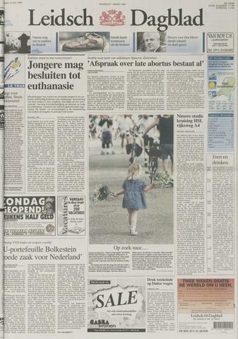 Leidsch Dagblad 1999-07-10