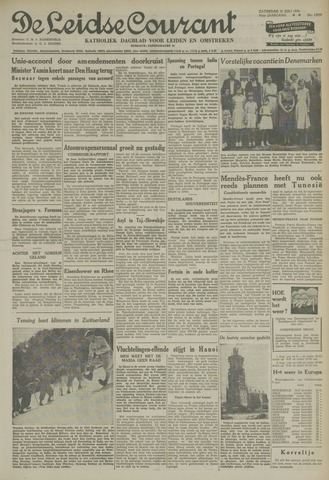 Leidse Courant 1954-07-31