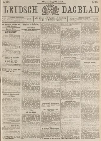 Leidsch Dagblad 1916-06-21