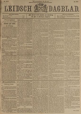 Leidsch Dagblad 1897-06-02