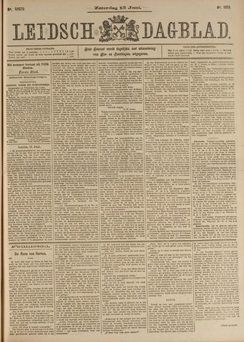 Leidsch Dagblad 1901-06-15