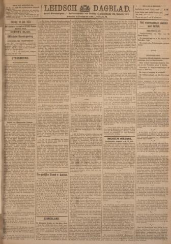Leidsch Dagblad 1923-07-10