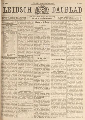 Leidsch Dagblad 1915-01-14