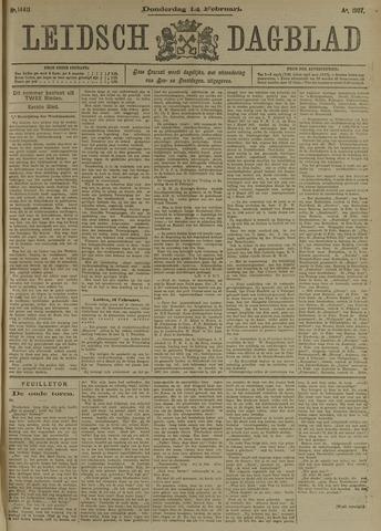 Leidsch Dagblad 1907-02-14