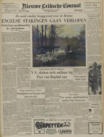 Nieuwe Leidsche Courant 1957-03-23