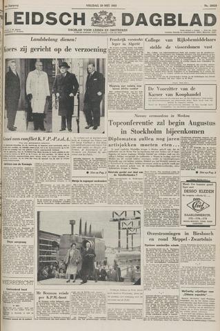 Leidsch Dagblad 1955-05-20