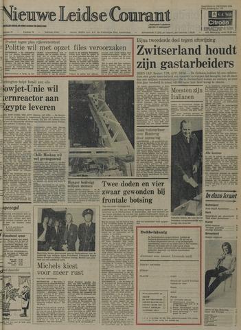 Nieuwe Leidsche Courant 1974-10-21