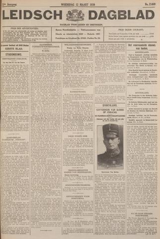 Leidsch Dagblad 1930-03-12