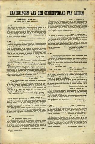 Handelingen van de Raad 1871-12-15