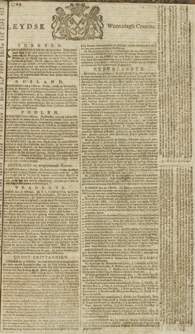 Leydse Courant 1769-10-25