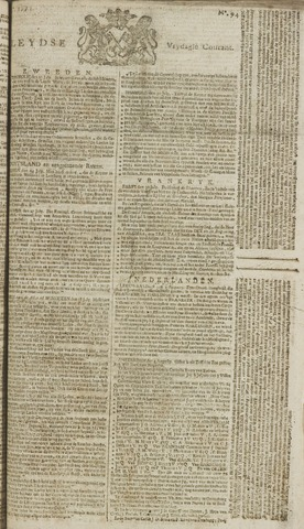 Leydse Courant 1773-08-06