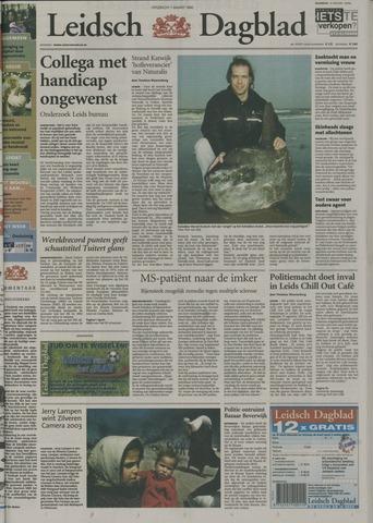 Leidsch Dagblad 2004-01-12