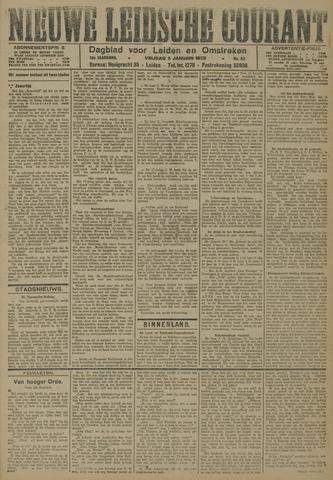Nieuwe Leidsche Courant 1923-01-05