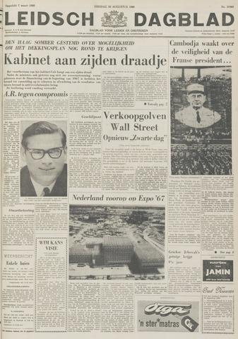 Leidsch Dagblad 1966-08-30