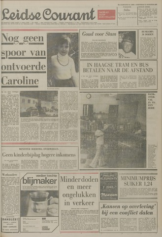 Leidse Courant 1974-08-21