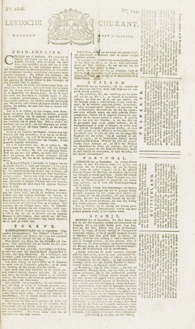 Leydse Courant 1826-10-16