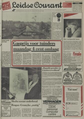 Leidse Courant 1984-09-29