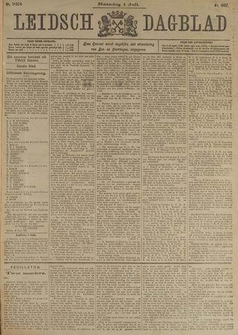 Leidsch Dagblad 1907-07-01