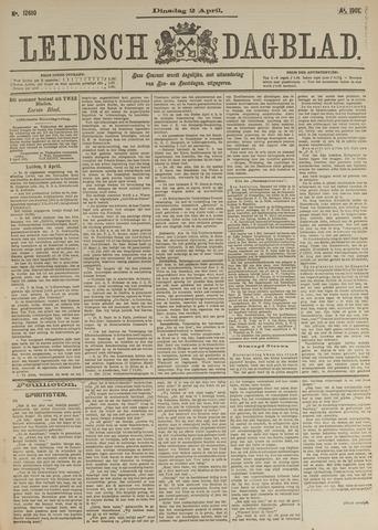 Leidsch Dagblad 1901-04-02