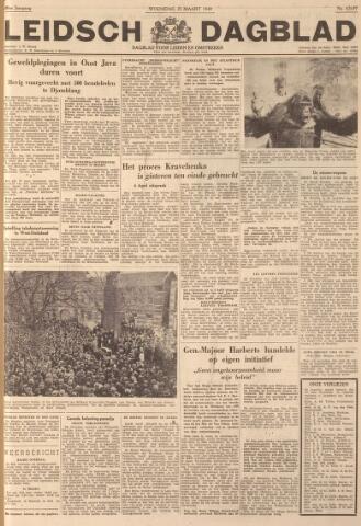 Leidsch Dagblad 1949-03-23