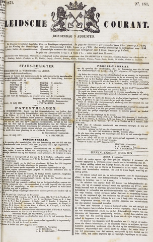 Leydse Courant 1871-08-03