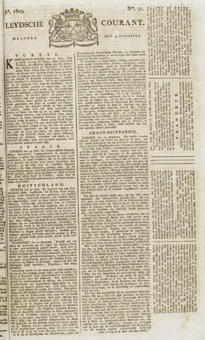 Leydse Courant 1825-08-15