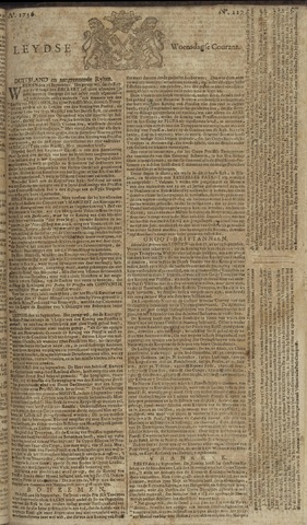 Leydse Courant 1756-09-29