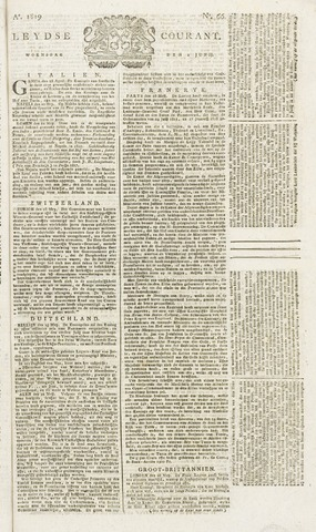 Leydse Courant 1819-06-02