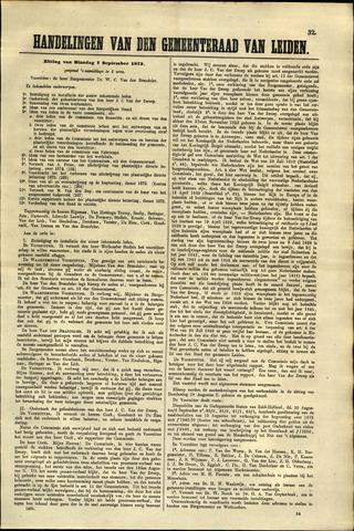 Handelingen van de Raad 1875-09-07
