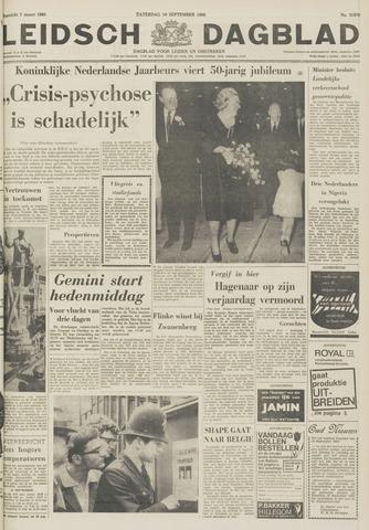 Leidsch Dagblad 1966-09-10