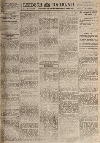 Leidsch Dagblad 1921-04-18