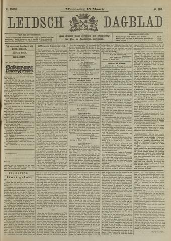 Leidsch Dagblad 1911-03-15