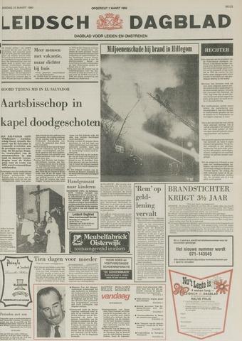 Leidsch Dagblad 1980-03-25