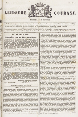 Leydse Courant 1873-10-16