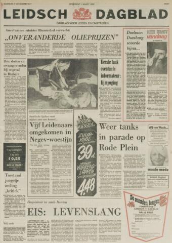 Leidsch Dagblad 1977-11-07
