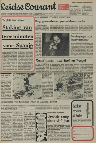 Leidse Courant 1975-09-30