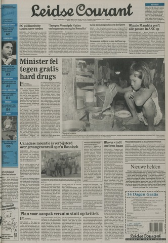 Leidse Courant 1992-09-10