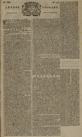 Leydse Courant 1807-11-18