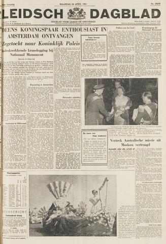 Leidsch Dagblad 1954-04-26