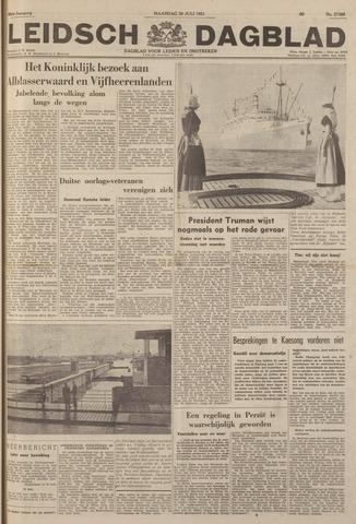 Leidsch Dagblad 1951-07-30