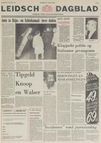 Leidsch Dagblad 1977