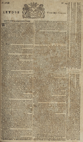 Leydse Courant 1759-03-07