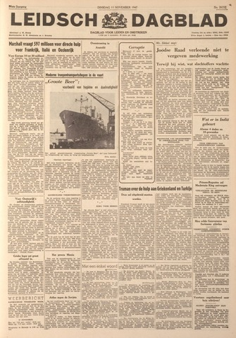 Leidsch Dagblad 1947-11-11
