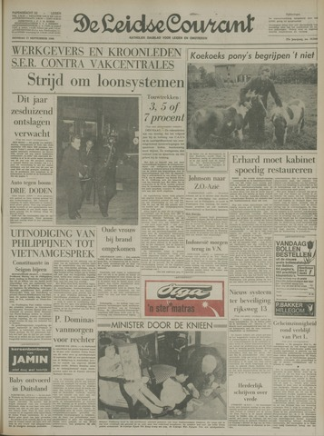 Leidse Courant 1966-09-27