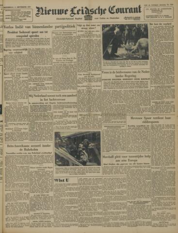 Nieuwe Leidsche Courant 1947-09-11