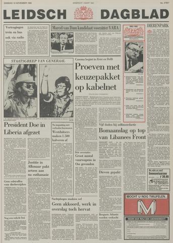 Leidsch Dagblad 1985-11-12
