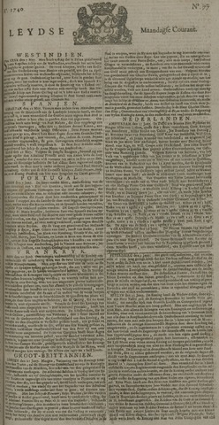 Leydse Courant 1740-06-27